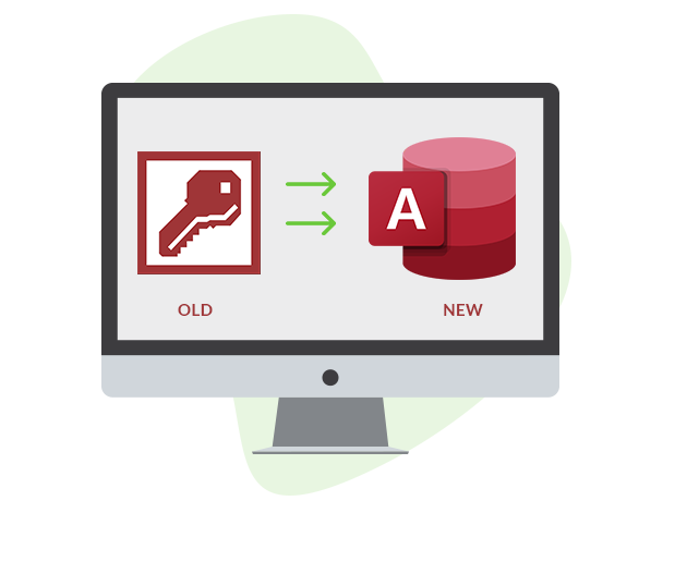 Microsoft Access Migration to the Newest Microsoft Version
